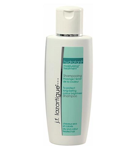 J F LAZARTIGUE Moisturising shampoo for dry and colour treated hair 200ml