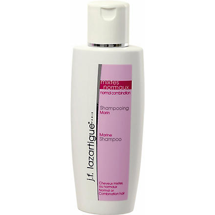 J F LAZARTIGUE Marine shampoo 200ml