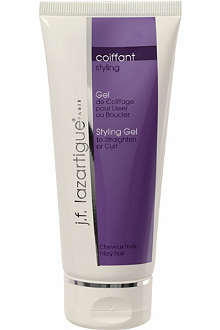 J F LAZARTIGUE Straightening Gel for frizzy, curly, wavy hair 100ml
