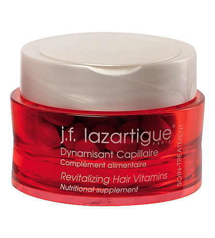 J F LAZARTIGUE Revitalising Hair Vitamin supplements