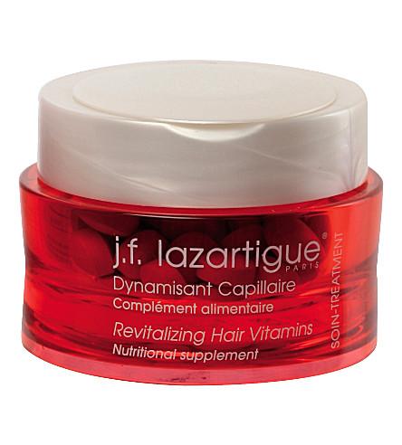 J F LAZARTIGUE Revitalising Hair Vitamin supplements