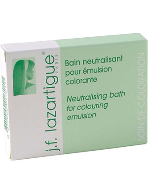 J F LAZARTIGUE Neutralising Bath for colour emulsion