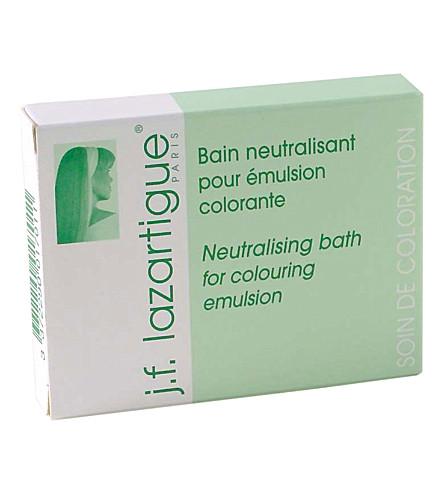 J F LAZARTIGUE Neutralising Bath for colour emulsion