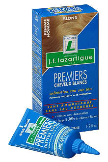 J F LAZARTIGUE First Grey Hair Colour in Blond 35ml