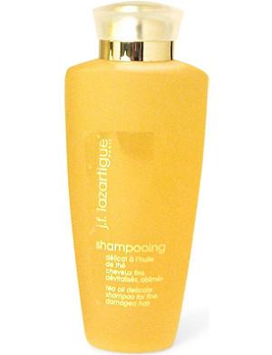 J F LAZARTIGUE Tea Oil Delicate shampoo 200ml