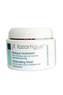 J F LAZARTIGUE Moisturising mask for dry and colour treated hair 250ml
