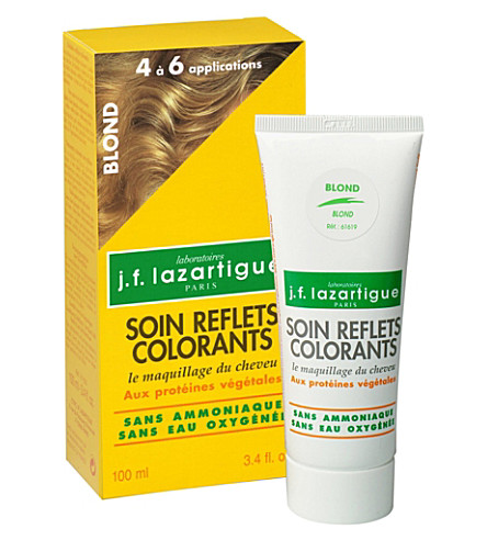 J F LAZARTIGUE Colour Reflecting conditioner - Blond 100ml