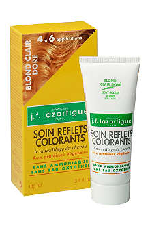 J F LAZARTIGUE Colour Reflecting conditioner in Golden Blonde 100ml