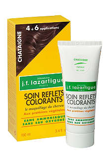 J F LAZARTIGUE Colour Reflecting conditioner - Chestnut 100ml