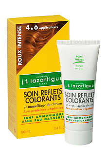 J F LAZARTIGUE Colour Reflecting conditioner - Deep Red 100ml
