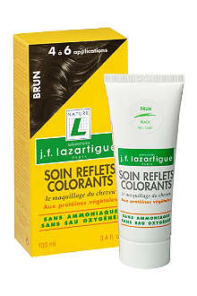 J F LAZARTIGUE Colour Reflecting conditioner - Black 100ml
