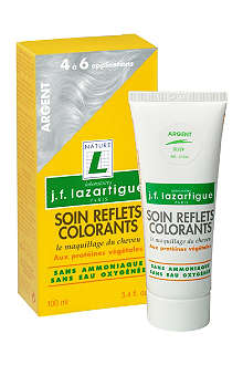 J F LAZARTIGUE Colour Reflecting conditioner - Silver 100ml