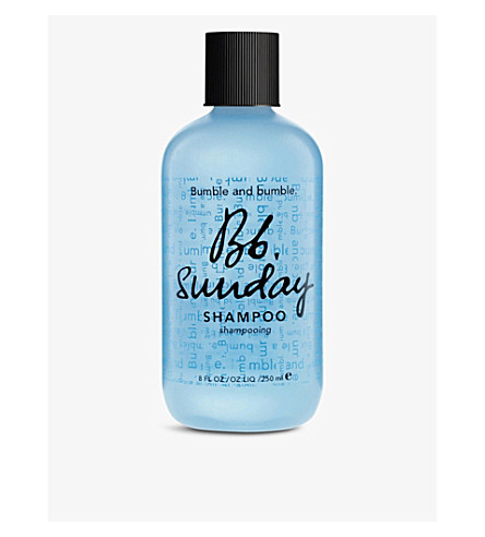 BUMBLE & BUMBLE Sunday shampoo 250ml