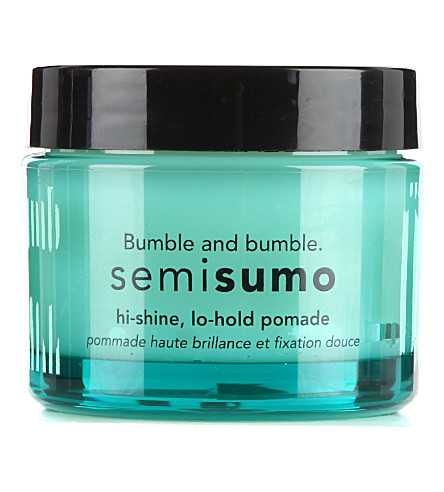 BUMBLE & BUMBLE Semisumo hi-shine lo-hold pomade 50ml