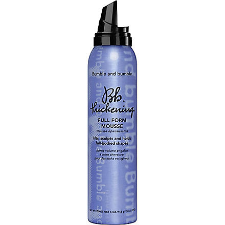 BUMBLE & BUMBLE Thickening full form mousse 143g