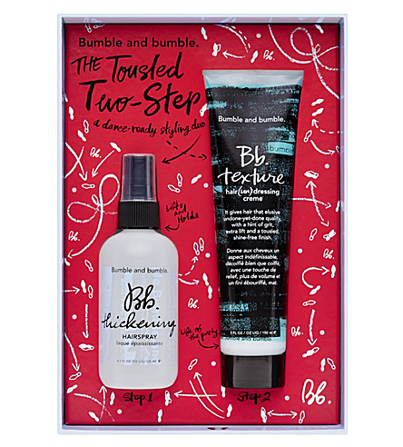 BUMBLE & BUMBLE Tousled set