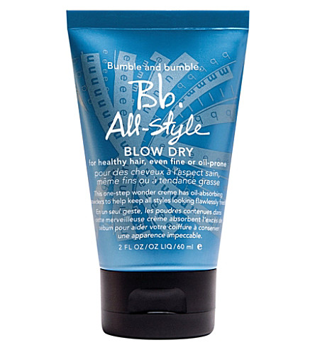 BUMBLE & BUMBLE All-style blow dry styling balm 60ml