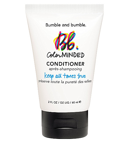 BUMBLE & BUMBLE Colour minded travel size conditioner 60ml