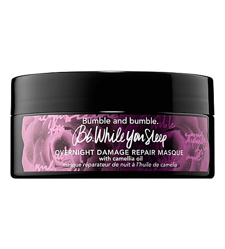 BUMBLE & BUMBLE While You Sleep Overnight Damage Repair Masque 6.4fl oz