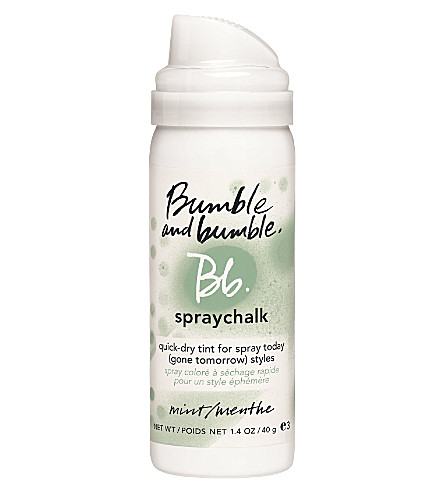 BUMBLE & BUMBLE Spraychalk (Mint