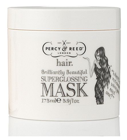 PERCY AND REED Brilliantly Beautiful superglossing mask 175ml