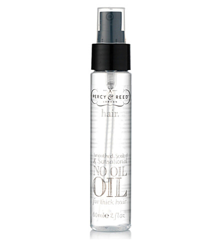 PERCY AND REED Smoothed, Sealed & Sensational Volumising No Oil, Oil (for thick hair) 60ml