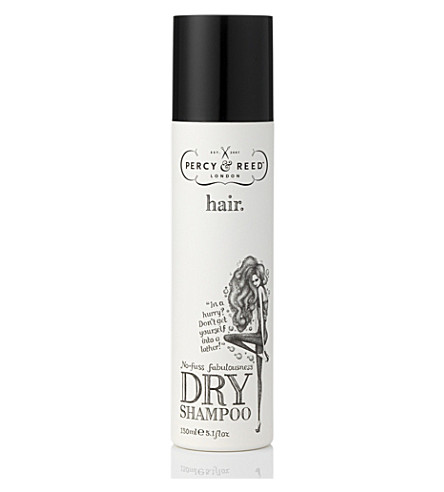 PERCY AND REED No–Fuss Fabulousness dry shampoo 150ml