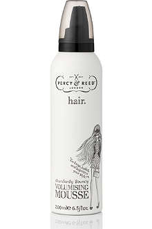 PERCY AND REED Abundantly Bouncy Volumising Mousse 200ml