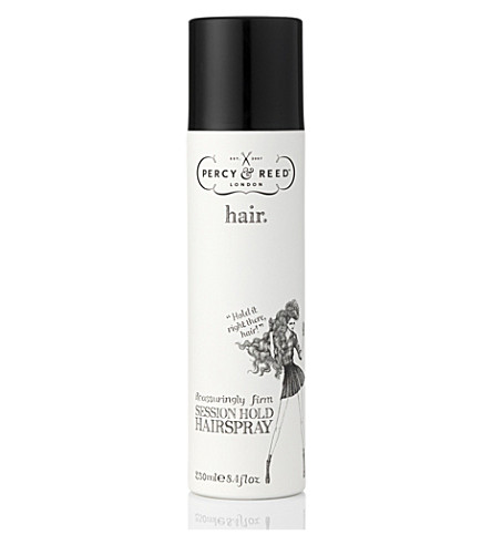 PERCY AND REED Frightfully Firm Session Hold Hairspray 250ml