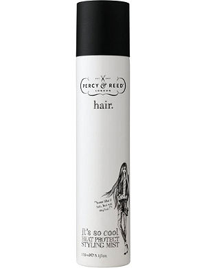 PERCY AND REED It's So Cool heat protect styling mist 200ml