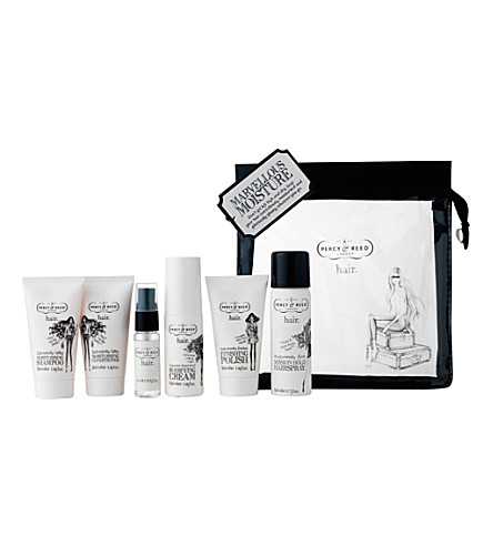 PERCY AND REED Marvellous Moisture travel pack