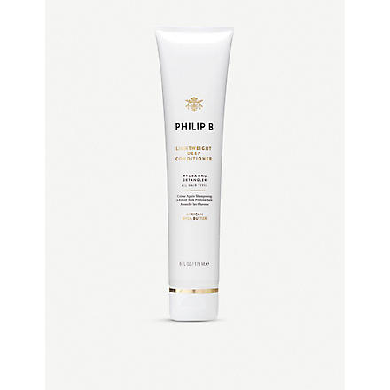 PHILIP B Light-weight deep conditioning crème rinse 178ml