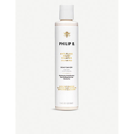 PHILIP B Anti-flake relief shampoo 220ml