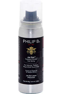 PHILIP B Jet Set precision control hairspray 70ml