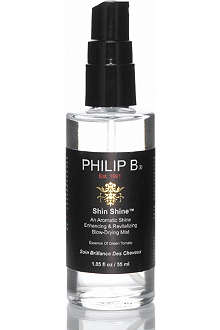 PHILIP B Shin Shine blow-dry mist 55ml