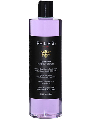 PHILIP B Lavender hair & body shampoo 220ml
