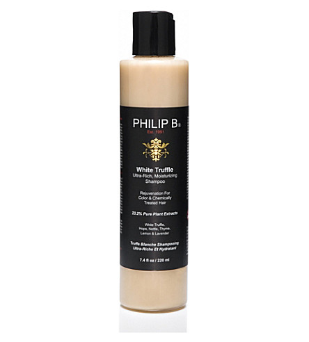 PHILIP B White Truffle Ultra-Rich Moisturising shampoo 220ml