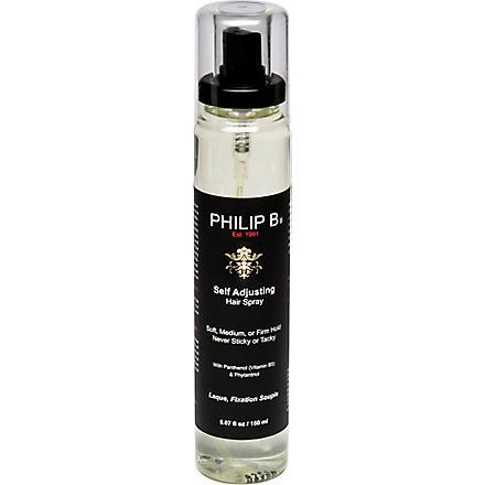 PHILIP B Self Adjusting hairspray 150ml