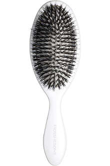 HERSHESONS Mixed bristle oval cushion brush
