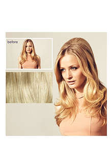 HERSHESONS The Bardot clip in hair piece