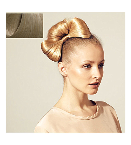 HERSHESONS Large hair bow (60a light blonde