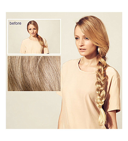 HERSHESONS Long smooth ponytail (Harvest gold