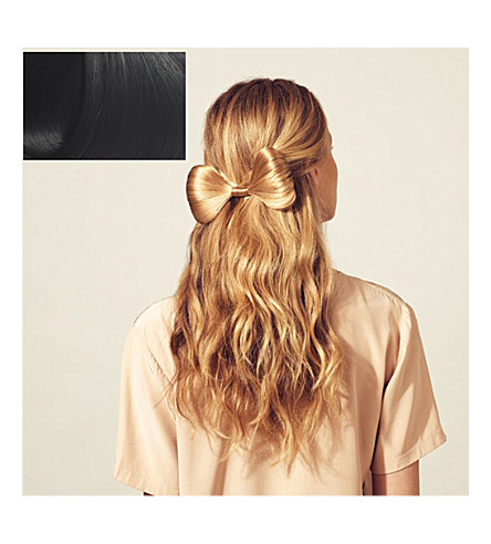 HERSHESONS Medium hair bow (1+black