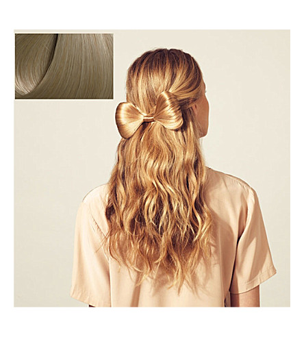 HERSHESONS Medium hair bow (60a light blonde
