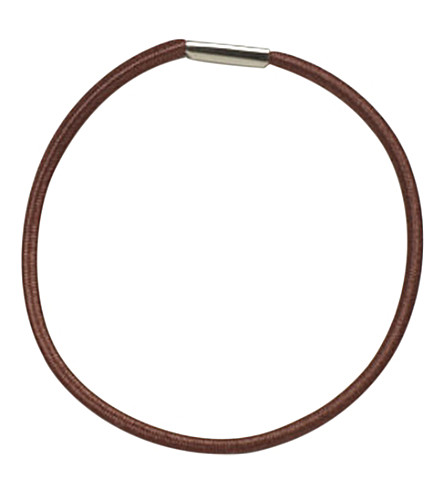 HERSHESONS Pull Yourself Together small hair bands 50 pack (Brown