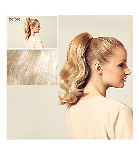 HERSHESONS Short wavy ponytail (Swedish blonde