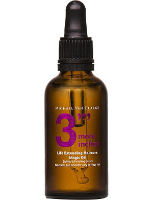 3 MORE INCHES Magic oil 50ml
