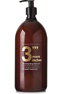 3 MORE INCHES Pre-wash treatment 500ml