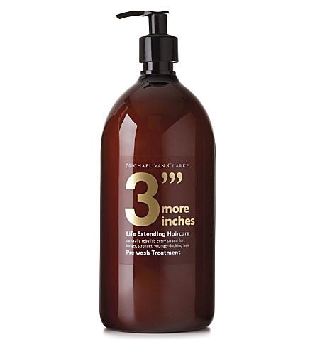 3 MORE INCHES Pre-wash treatment 500ml