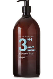 3 MORE INCHES Pre-wash shampoo 250ml